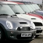 Bad Brexit deal could mean Mini production leaves Britain, BMW warns