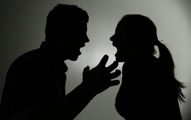 Woman bites off part of son-in-law's finger during heated fight