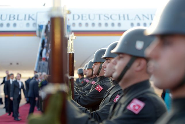 Turkey denounces German move to accept asylum requests from its soldiers