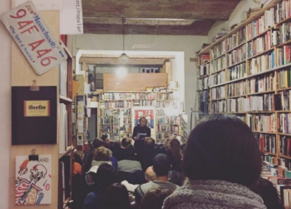 'Berlin is no longer a place where you can come and just write a book'