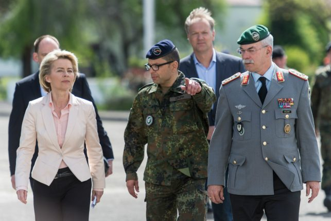 How a far-right 'terror plot' is rocking the German army