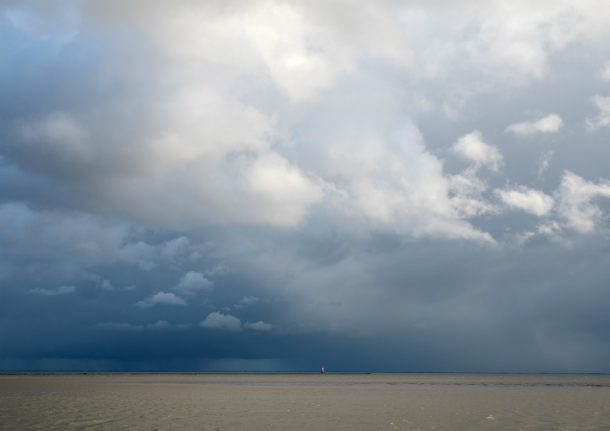 Weekend of sun to be eclipsed by cloud and rain
