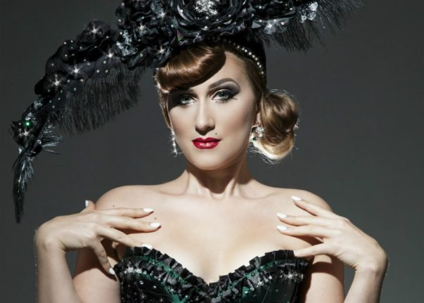 'Burlesque in Berlin still has the excesses of the 1920s'