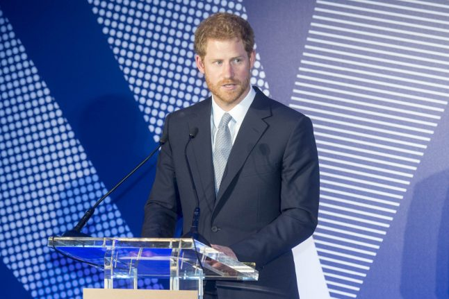 Prince Harry cut from German school exam over 'mumbly' English