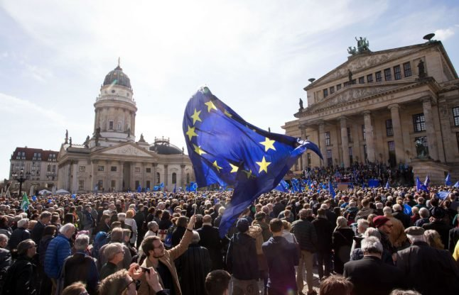 Europeans see Germany favourably, but think it has too much power