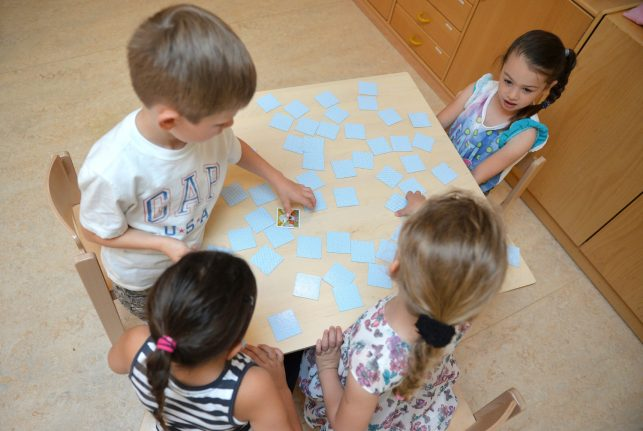 Germany's first 'democratic kindergarten' gives tiny tots a vote