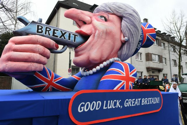 UK vote shows discontent over May's Brexit strategy, says Merkel's deputy