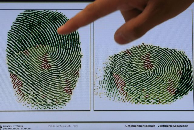 New rules to allow police to fingerprint children as young as six