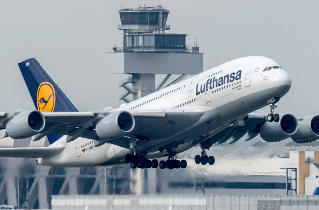 Lufthansa moves giant A380 Airbuses to Munich in snub to Frankfurt