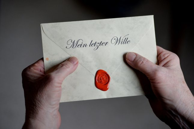 One in five Germans will bequeath at least €250,000 in inheritance
