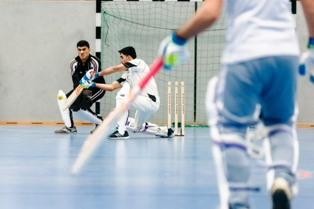 Cricket now booming in Germany, thanks to refugees