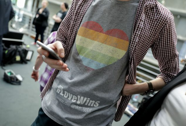 Gay marriage bill to be voted on Friday, despite government feud over timing