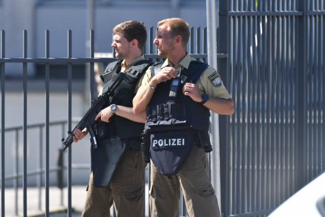 Munich shooter was American on holiday in Europe: report