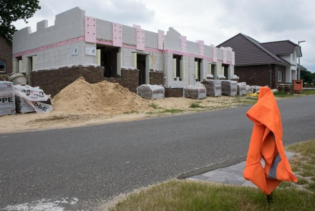 Germany is building houses in all the wrong places, study finds