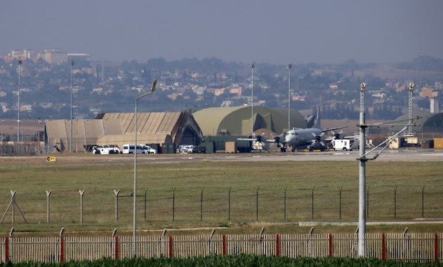 Turkey maintains ban on German visits to Incirlik airbase: minister