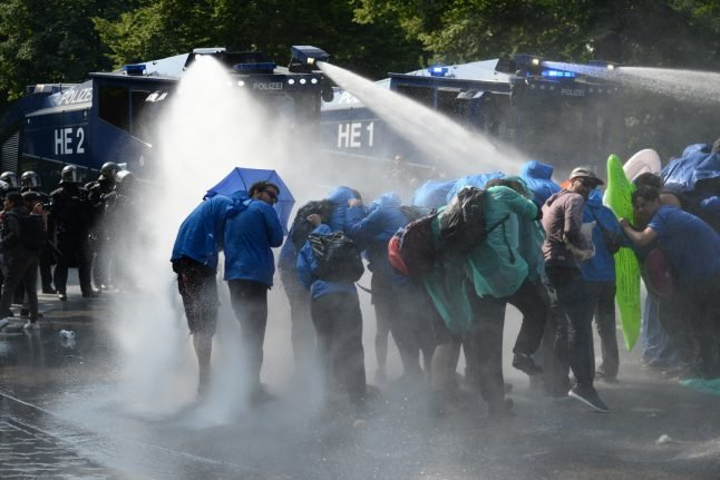 35 investigations launched over police actions during G20 protests