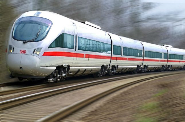 10 things you never knew about train travel in Germany