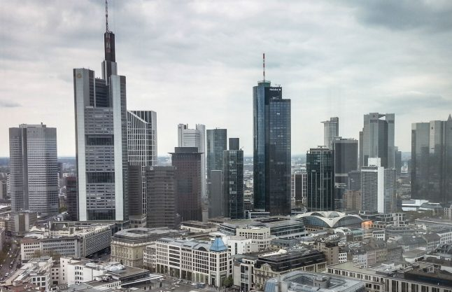 Relentless political lobbying gives Frankfurt edge in Brexit banking race