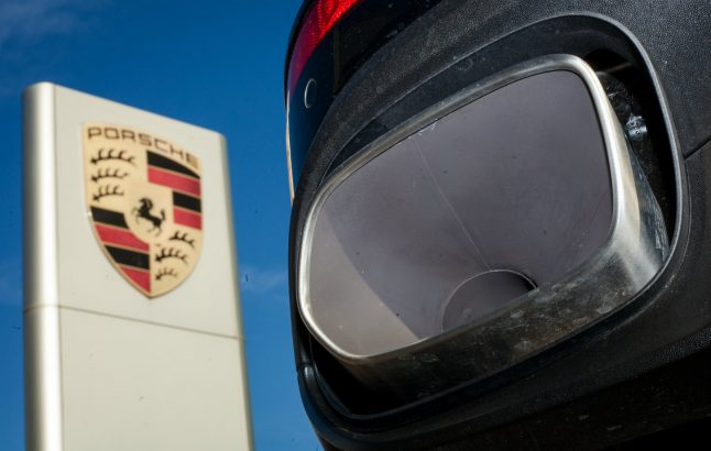 Govt accused of helping Porsche cover up emissions cheating