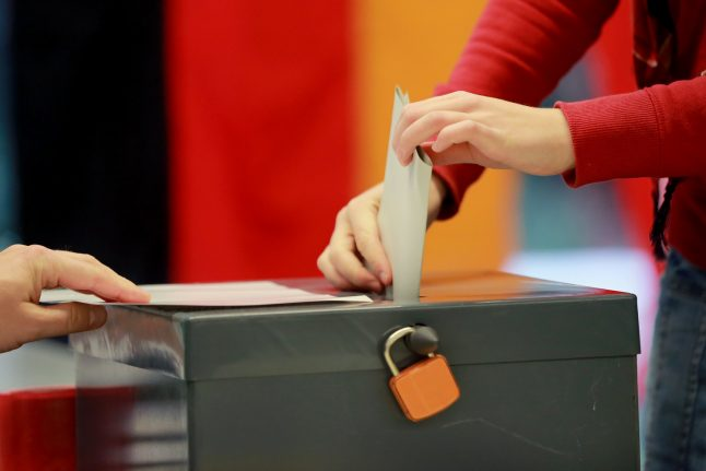 OSCE mulls monitoring German election, as far-right complains of 'massive interference'