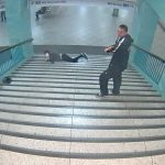 Suspect arrested over knocking man down Berlin U-Bahn stairs