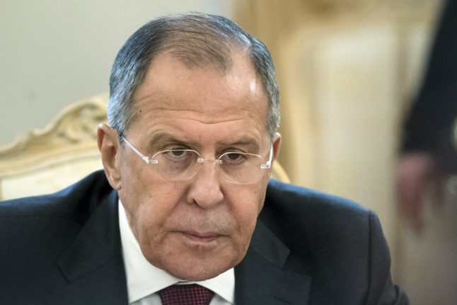 Russia claims it won't try and influence German election