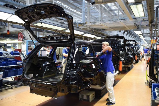 Volkswagen to refit 1 million more cars in Germany after dieselgate scandal