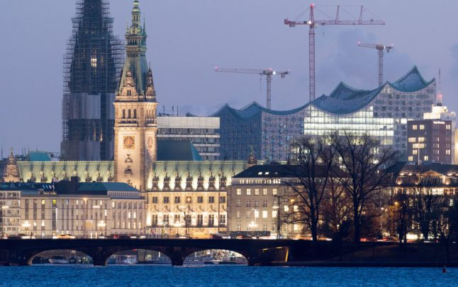 LIVE: 12 hours in Hamburg – A guide to the harbour city