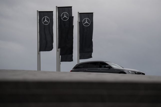 How the German car industry is trying to avoid a 'total meltdown' of its reputation
