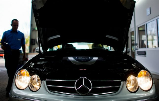 Daimler announces emissions recall of 3 million diesel cars in Europe