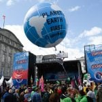 Thousands rally in Hamburg over looming G20 summit