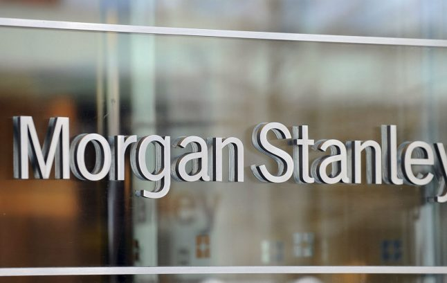 US bank Morgan Stanley to shift jobs to Frankfurt due to Brexit