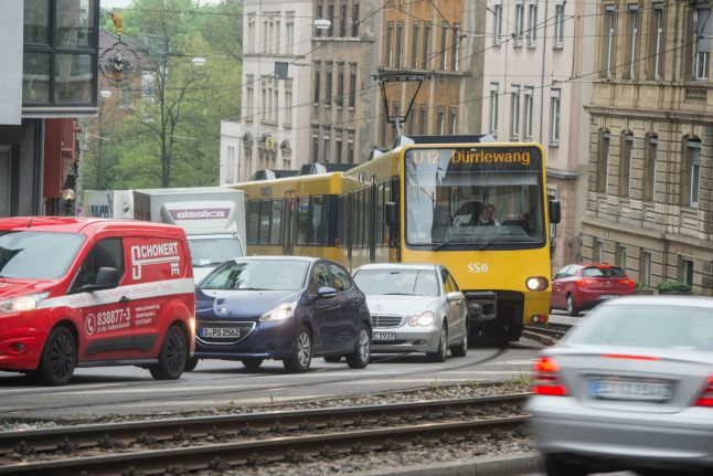 Court rules that Stuttgart must ban diesel engines from city centre