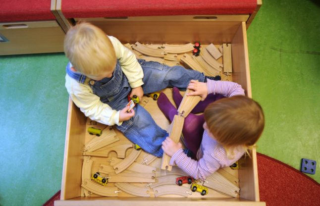 These are the best places in Germany to send your kids to Kindergarten