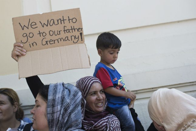 Syrian refugees accuse Germany of blocking family reunification