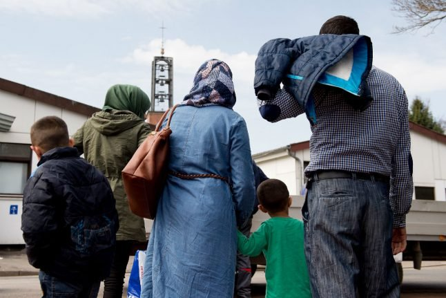 Majority of Germans oppose refugees reuniting with their families: survey