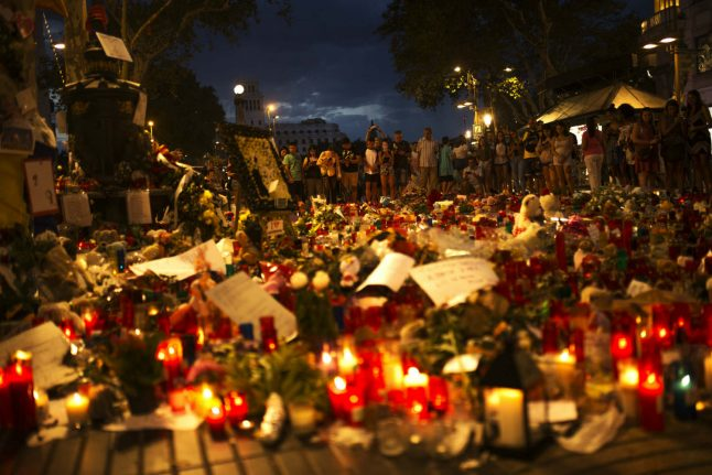 German woman is 16th victim of Barcelona attacks: local officials