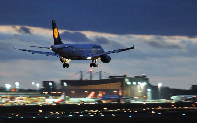 Passengers left stranded at unopened airport during bomb disposal in north Berlin