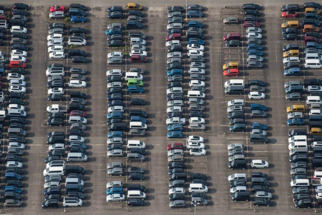 German car bosses bid to head off diesel ban with software fix for 5 million cars