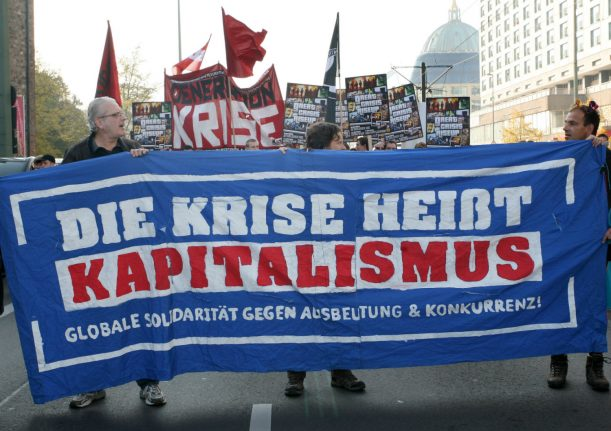 This is what Germans really think about capitalism