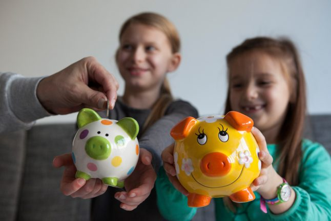 Gender 'pay gap' exists even among German children, study finds