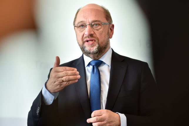 'Europe must not follow Trump's military build-up logic': a chat with Merkel's main election rival