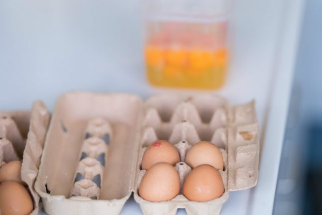 Belgium admits it kept quiet about 'tainted' eggs recalled in Germany