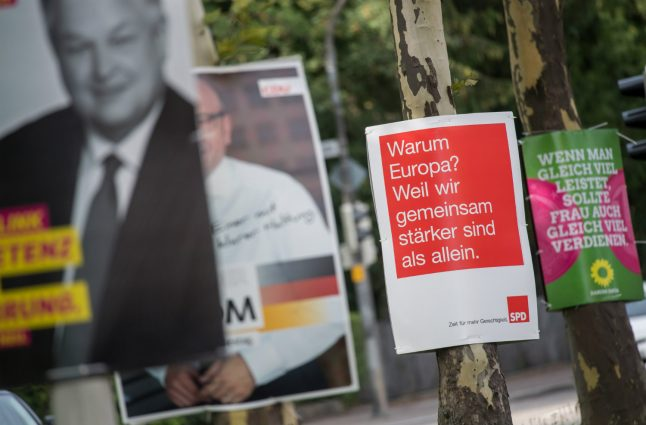 Find out which German party you would vote for in election 2017