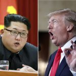 Germany urges 'restraint' from North Korea and Trump