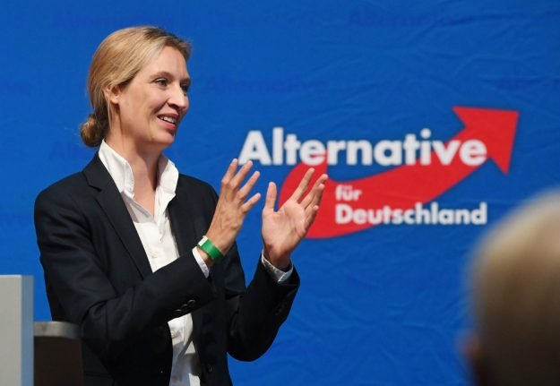 Far-right AfD set to become third largest party in German parliament, poll finds