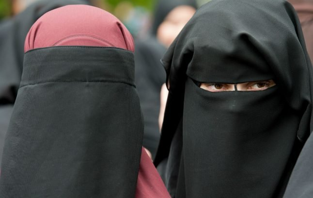Lower Saxony set to ban Islamic face veils in schools