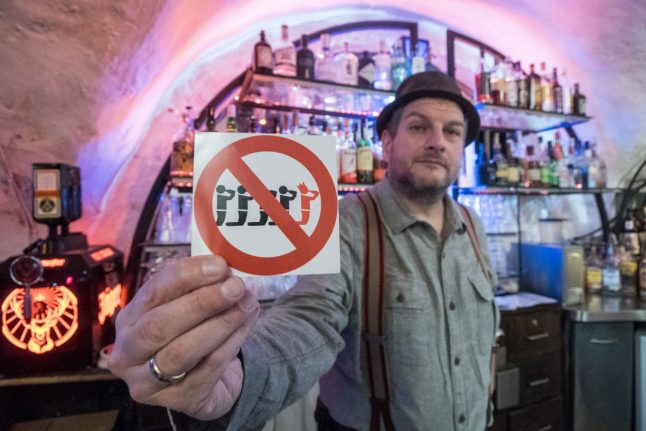'No stag parties allowed': Bavarian bars crack down on wild partiers