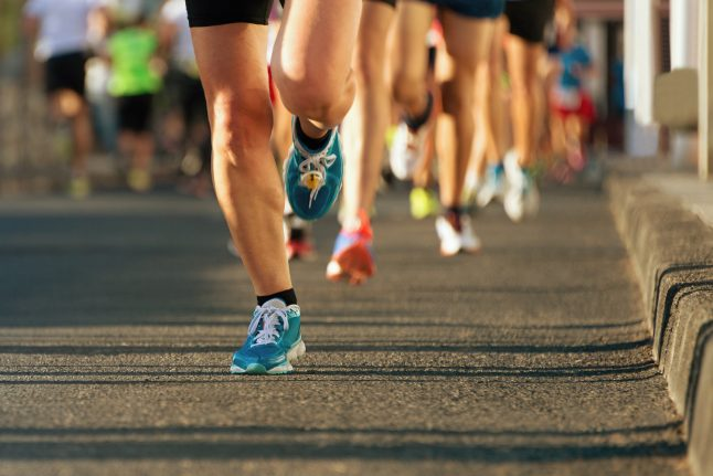 Fun runners told to carry passports for Denmark-Germany border race