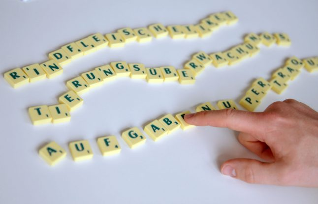 These are the very longest words in the German language